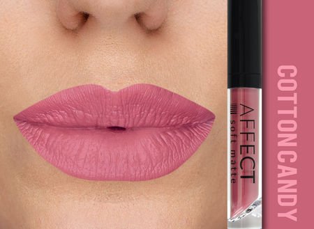 Affect Liquid Lipstick Cotton Candy