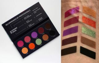 Affect Palette Evening Mood Eyeshadows