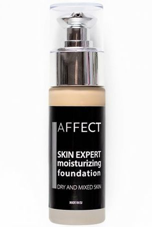 Affect skin Expert moisturizing foundation -4 (30ml)
