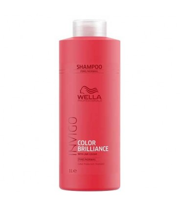 Wella Invigo Color Brilliance Fine Shampoo 1000 ml