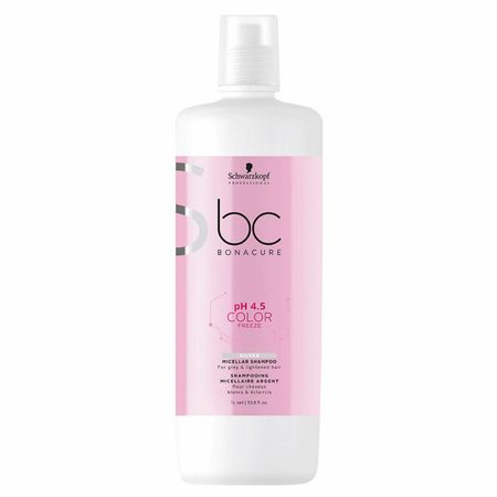Bonacure Color Freeze Silver Micellar Shampoo 1000ml