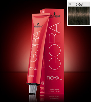 Igora Royal 5-63 60 ml