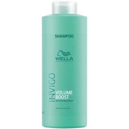 Wella Invigo Volume Boost Bodifying Shampoo (1000ML)